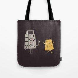Jason Gorecheese Tote Bag
