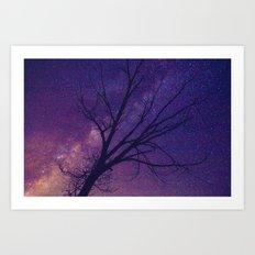 Under The Heavens Art Print