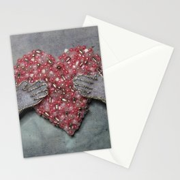 Heart & Hands Stationery Cards