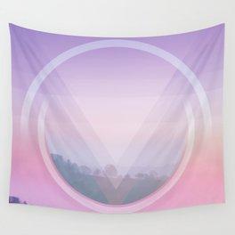 Evening Sunshine Wall Tapestry
