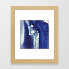 Vintage Leather 2 Framed Art Print