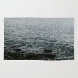 Gentle Ocean's Edge Rug