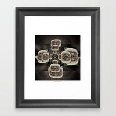 DMT Type II Framed Art Print