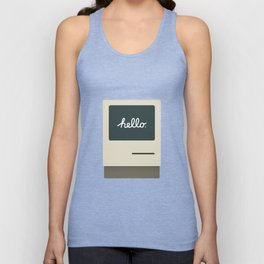 Apple 11 Unisex Tank Top