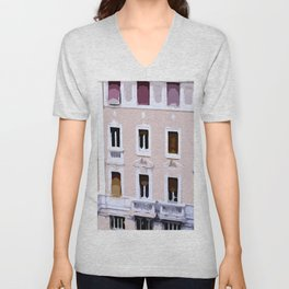 Rooms Vacant Unisex V-Neck