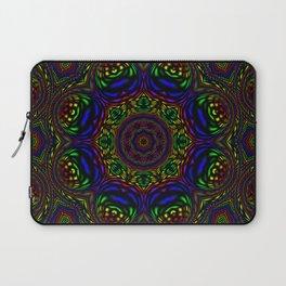 Rainbow Kaleidoscope 3 Laptop Sleeve