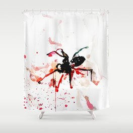 Murder Spider The Nth Shower Curtain