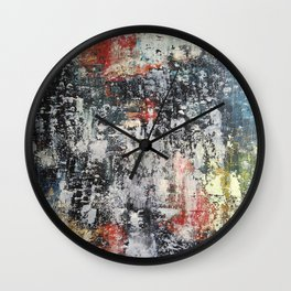 Night lights 2 Wall Clock