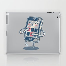 iTouch mySelf Laptop & iPad Skin