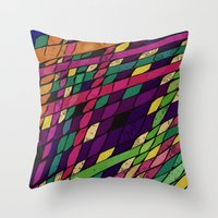 lantern Throw Pillows featuring Lantern by Glanoramay