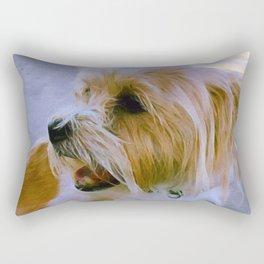artattack-1 Rectangular Pillow