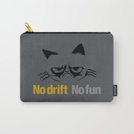 No drift No fun v1 HQvector Carry-All Pouch
