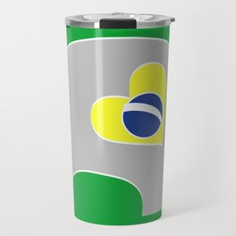 Brazilian Elephant Travel Mug