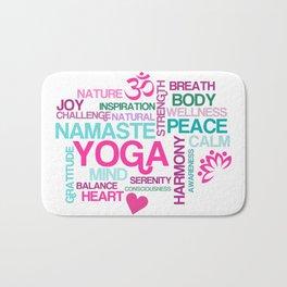 Benefits of Yoga Bath Mat