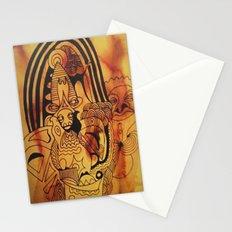 rainbow 2 Stationery Cards