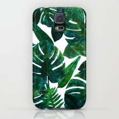 Perceptive Dream || #society6 #tropical #buyart Galaxy S5 Slim Case
