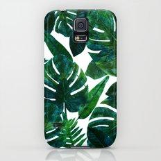 Perceptive Dream || #society6 #tropical #buyart Slim Case Galaxy S5