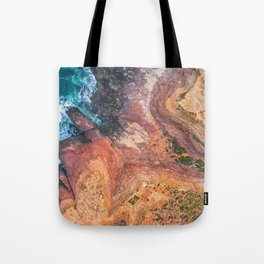 Red Bluff National Park - Kalbarri - Western Australia Tote Bag