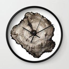cross-section I Wall Clock