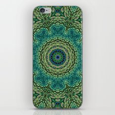 Shangri-La Mandala iPhone & iPod Skin