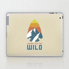 Journey Into the Wild Laptop & iPad Skin