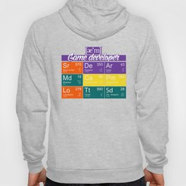 ae'm Game developer Hoody