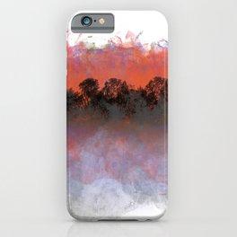 Sundown iPhone Case