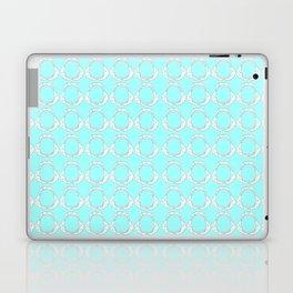 White Shark Jaw Laptop & iPad Skin