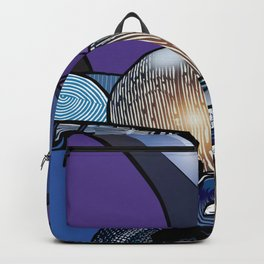 X, Y, and Z Backpack