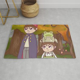 Adventure in the Forest Rug