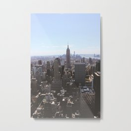 The Empire State Building I Metal Print