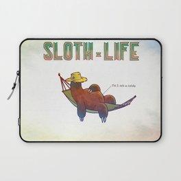 SLOTH LIFE fig. 5. Laptop Sleeve