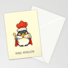 King Penguin Stationery Cards
