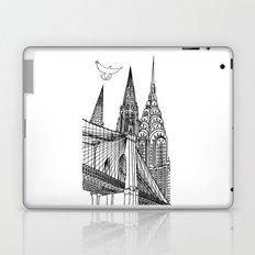 NYC Silhouettes Laptop & iPad Skin