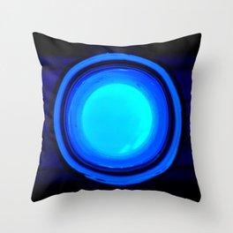 be the circle unbroken Throw Pillow