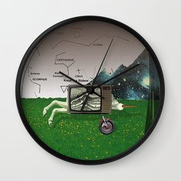 atmosphere · crux Wall Clock