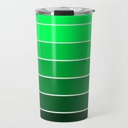 Sea Green Ombre Travel Mug