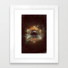 Earthrise Framed Art Print