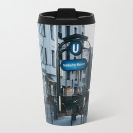 Subway 2 Travel Mug