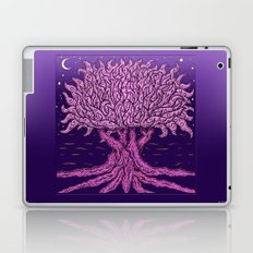 ombo pink tree of life Laptop & iPad Skin