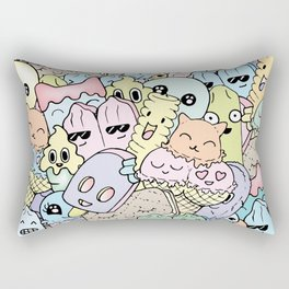 Popsicles by Turbobambi Rectangular Pillow