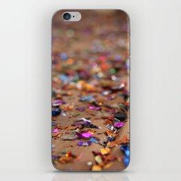 Glitter II iPhone Skin