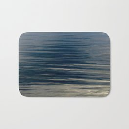 Beautiful Calm Coastal Waters Bath Mat