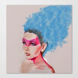 Princess of See Canvas Print