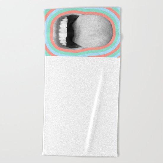 GTFO Beach Towel