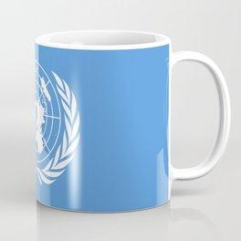 United Nations Flag Coffee Mug