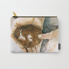 She put her life in your hands (c) 2017 Carry-All Pouch