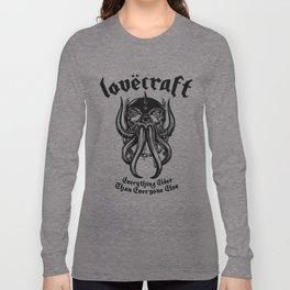 Lovecraft Long Sleeve T-shirt