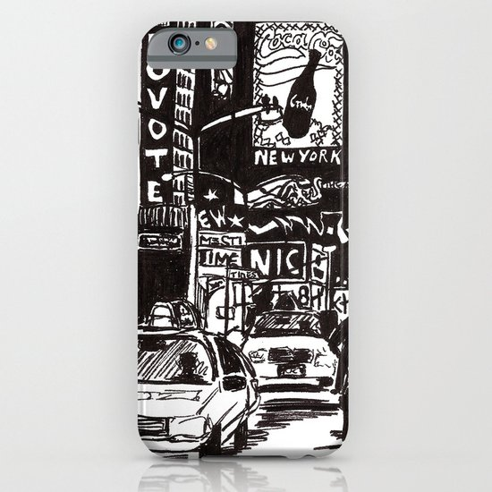 New York New York iPhone & iPod Case