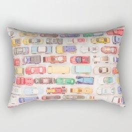 New Jersey Traffic Jam Rectangular Pillow